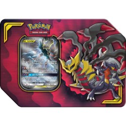 Garchomp & Giratina-GX Power Partnership Tin