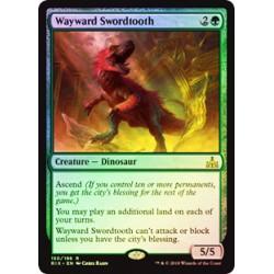Wayward Swordtooth [Foil]