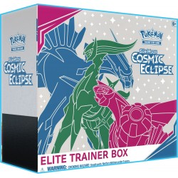 Sun & Moon: Cosmic Eclipse Elite Trainer Box [PREORDER]