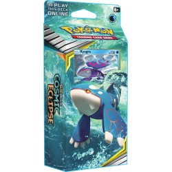 Sun & Moon: Cosmic Eclipse Theme Deck (Kyogre)