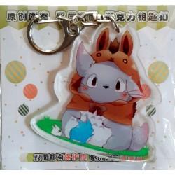 Acrylic Keyring - Totoro