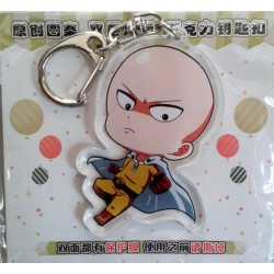 Acrylic Keyring - Saitama