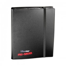 9-Pocket Black Pro Binder [STANDARD]