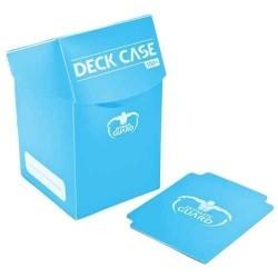 Ultimate Guard Light Blue Deck Case (100+)