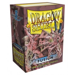 Dragon Shield Fusion Deck Protector Sleeves (100) [STANDARD]