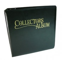 Dragon Shield Collector's Album - 3 Ring Binder (Black)