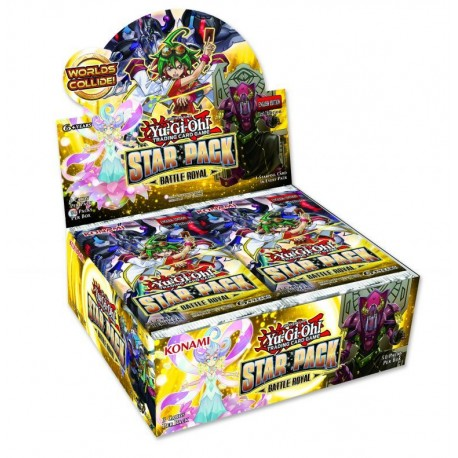 Star Pack Battle Royal Booster Box [ON REQUEST]