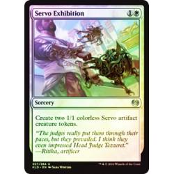 Servo Exhibition (Foil)