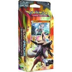 Burning Shadows Theme Deck - Rock Steady [Lycanroc]