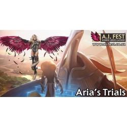 Aria's Trials - MTG Modern Tournament [4 Nov 2017]