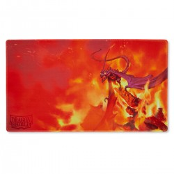 Dragon Shield Orange 'Usaqin' Limited Edition Play Mat