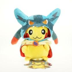 Pokédoll Pikachu Plushie [Lucario Cosplay] (23cm)