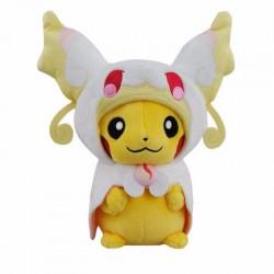 Pokédoll Pikachu Plushie [Mega Audino Cosplay] (23cm)