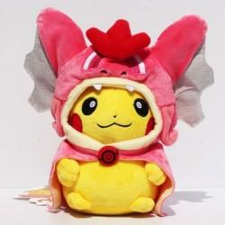 Pokédoll Pikachu Plushie [Shiny Gyarados Cosplay] (23cm)