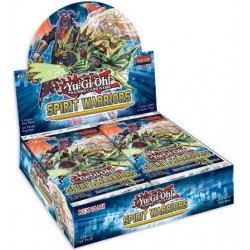 Spirit Warriors Booster Box