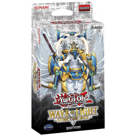 Wave of Light Structure Deck [PREORDER]