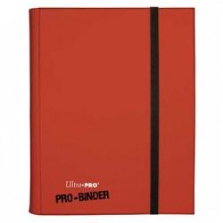 Ultra Pro 9-Pocket Red Pro Binder [STANDARD]