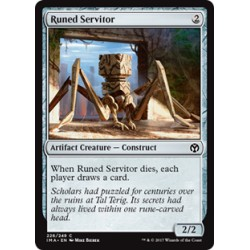 Runed Servitor