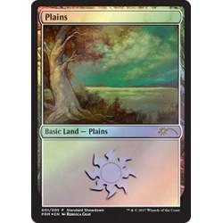 Plains (Standard Showdown Promo Foil)