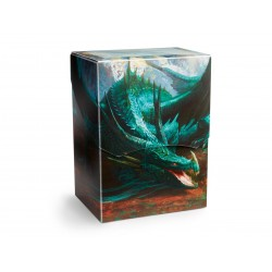 Dragon Shield Mint 'Cor' Deck Shell (80+)