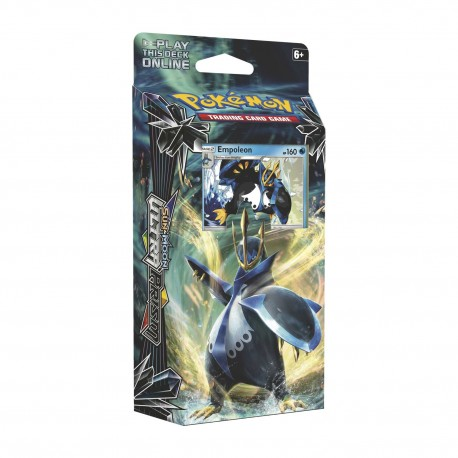 Ultra Prism Theme Deck - Imperial Command [Empoleon]