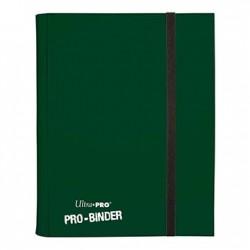 Ultra Pro 9-Pocket Green Pro Binder [STANDARD]