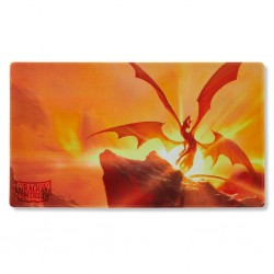 Dragon Shield Yellow 'Elicaphaz' Limited Edition Play Mat