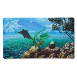 Dragon Shield Mint 'Bayaga' Limited Edition Play Mat