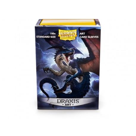 Dragon Shield 'Draxis' Art Sleeves (100) [STANDARD]