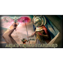 Aria's Trials - MTG Standard Tournament [5 May 2018]