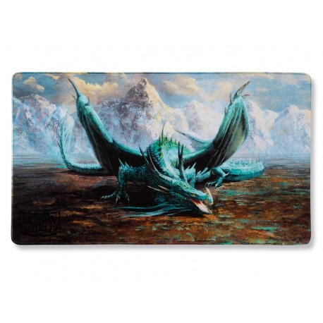 Dragon Shield Mint 'Cor' Limited Edition Play Mat