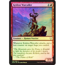 Keldon Warcaller (Foil)