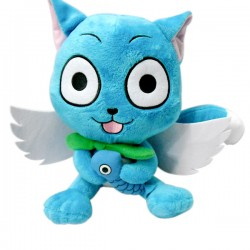"Banpresto Fairy Tail ""Happy"" Plushie (23cm)"