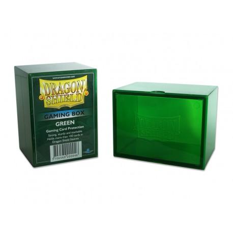 Dragon Shield Gaming Box - Green