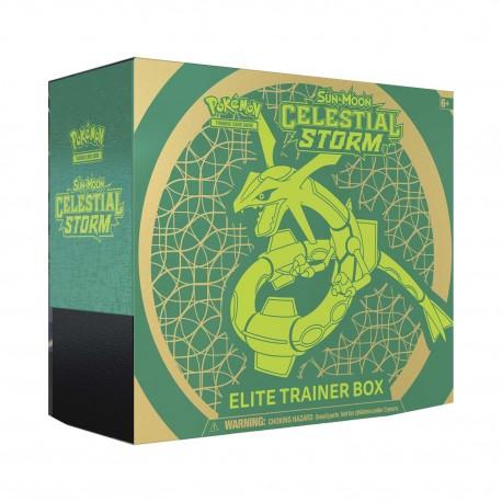 Sun & Moon: Celestial Storm Elite Trainer Box