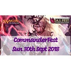 ComanderFest [30 Sept 2018]