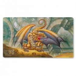 Dragon Shield Gold 'Gygex' Limited Edition Play Mat