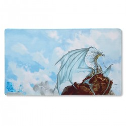 Dragon Shield Silver 'Caelum' Limited Edition Play Mat