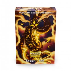 Dragon Shield Classic 'Syber' Art Deck Protector Sleeves (60) [SMALL]