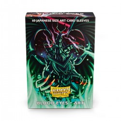 Dragon Shield Classic 'Blood Eyes' Art Deck Protector Sleeves (60) [SMALL]