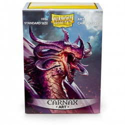 Dragon Shield Classic 'Carnax' Art Sleeves (100) [STANDARD]