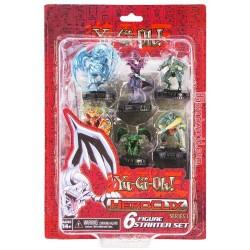 Yu-Gi-Oh! Heroclix 6 Figure Starter Set