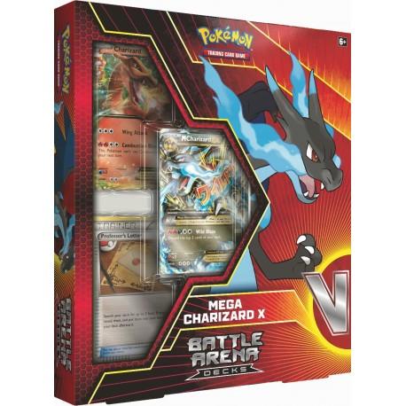 Battle Arena Deck - Mega Charizard X