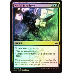 Artful Takedown (Foil)