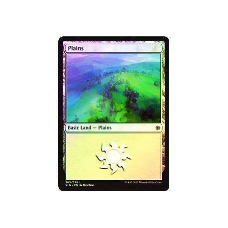 Plains (263 XLN Foil)