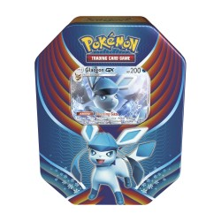 Evolution Celebration Tin: Glaceon-GX