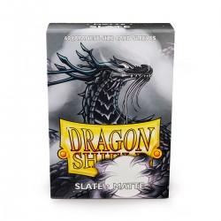 Dragon Shield Matte Slate Deck Protector Sleeves (60) [SMALL]