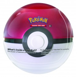 Pokémon 2018 Poké Ball Collector's Tin