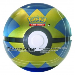 Pokémon 2018 Quick Ball Collector's Tin