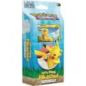 Let's Play, Pikachu Theme Deck [PREORDER]